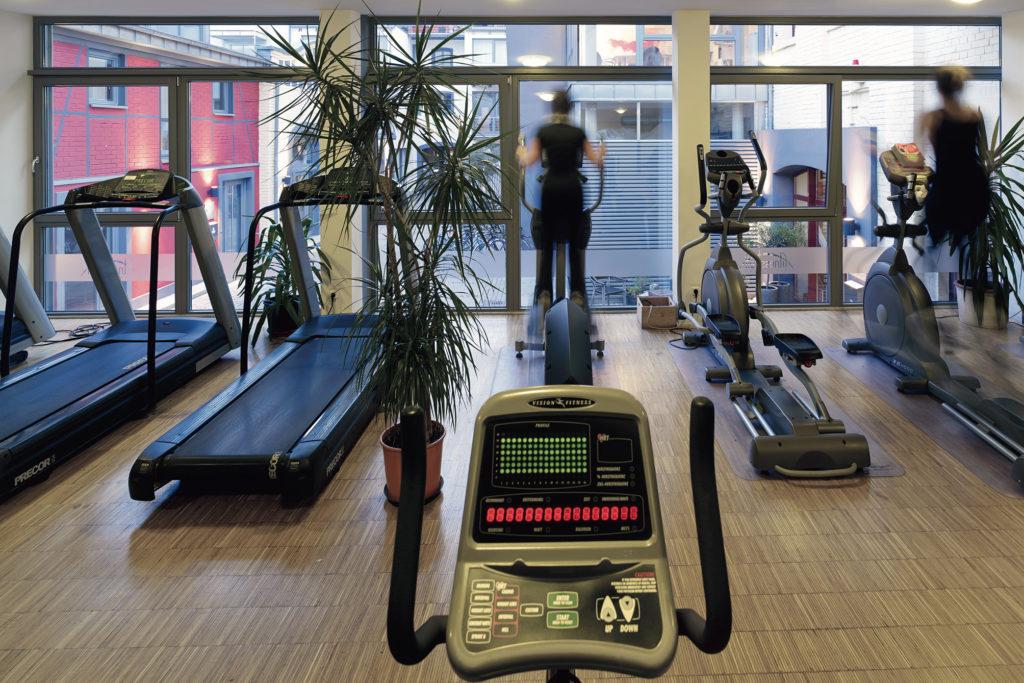 Fitnesstreff für Frauen