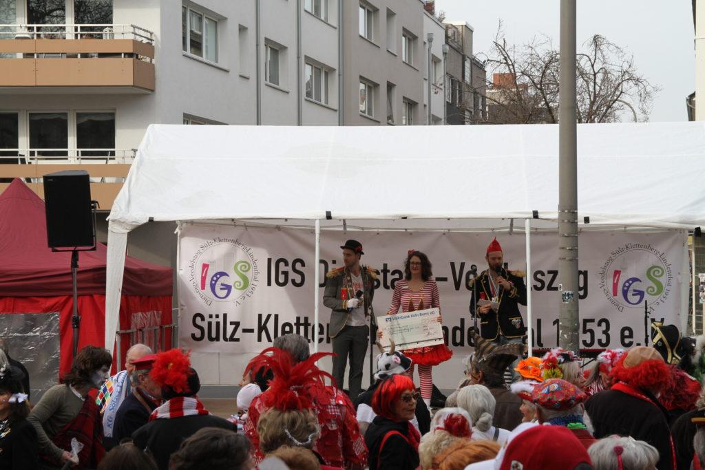 Sülz-Klettenberg-Lindenthal Veedelszoch