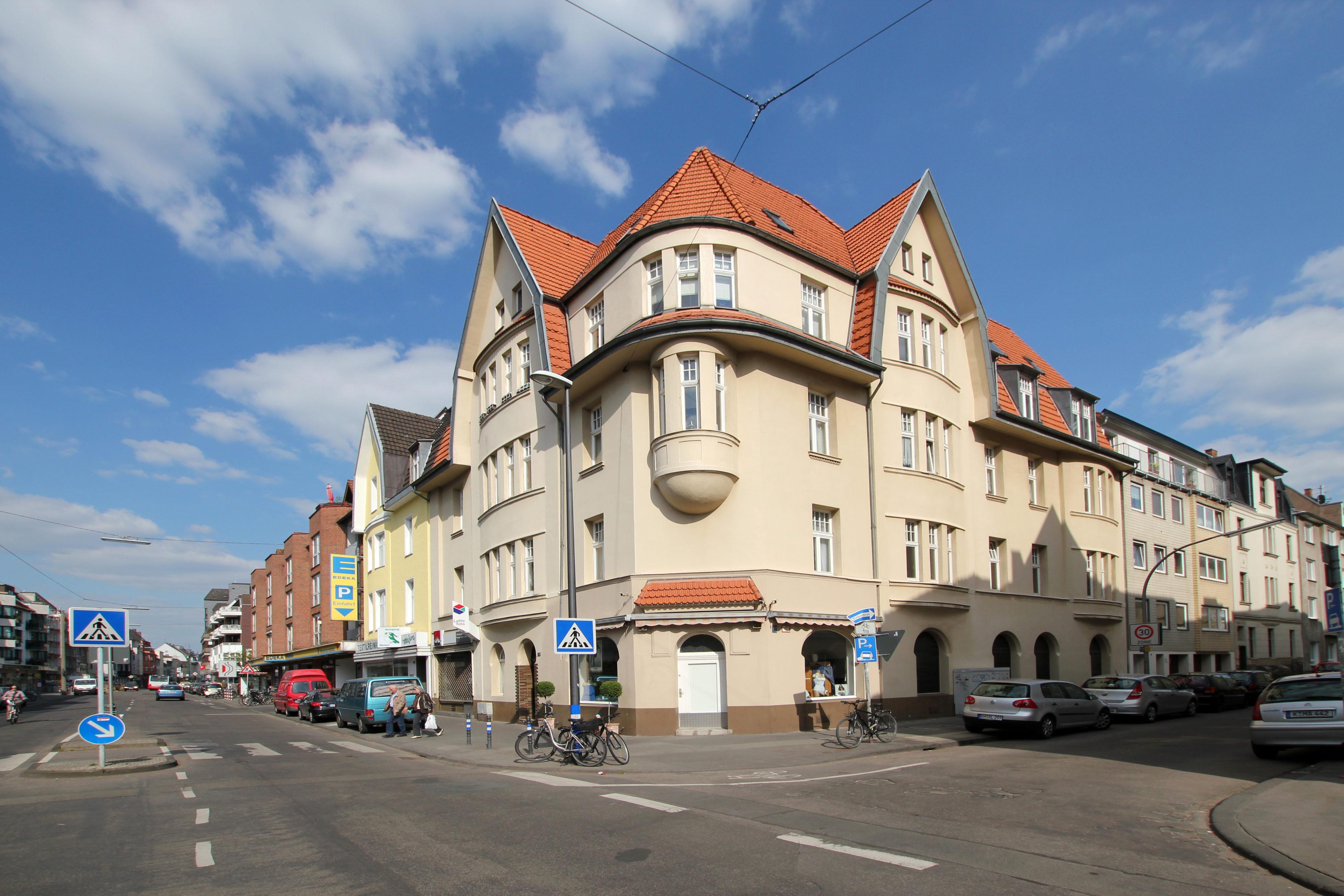Köln-Sülz Berrenrather Str. 343