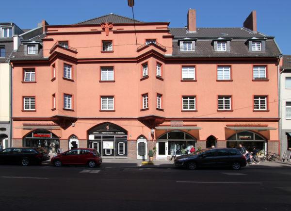 Koeln-Suelz, Berrenrather Straße 256