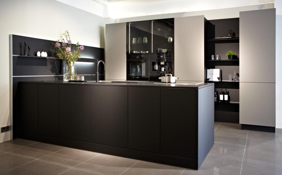 eggersmann Ausstellungsküche bei brune küchen in Köln