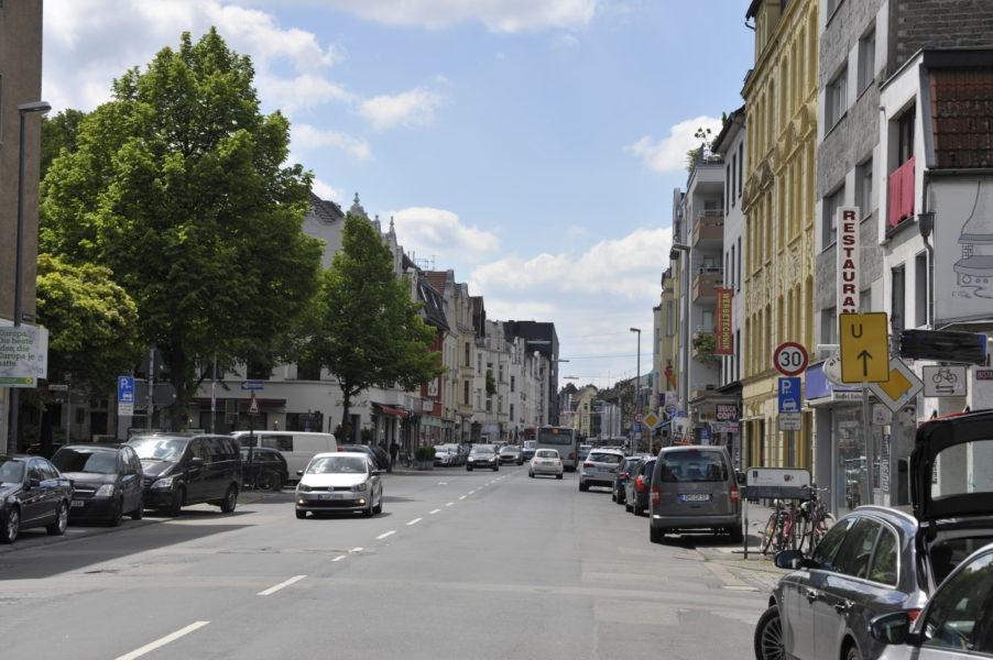 Berrenrather Straße