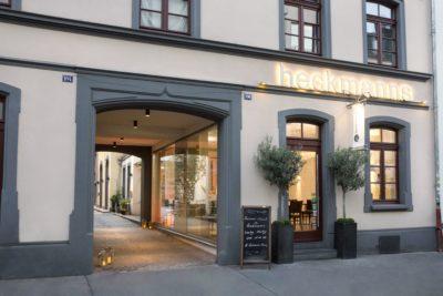 Restaurant heckmanns Sülz